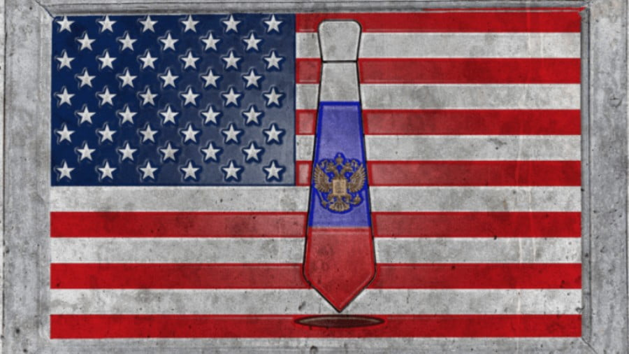 The Warm War: Russiamania at the Boiling Point