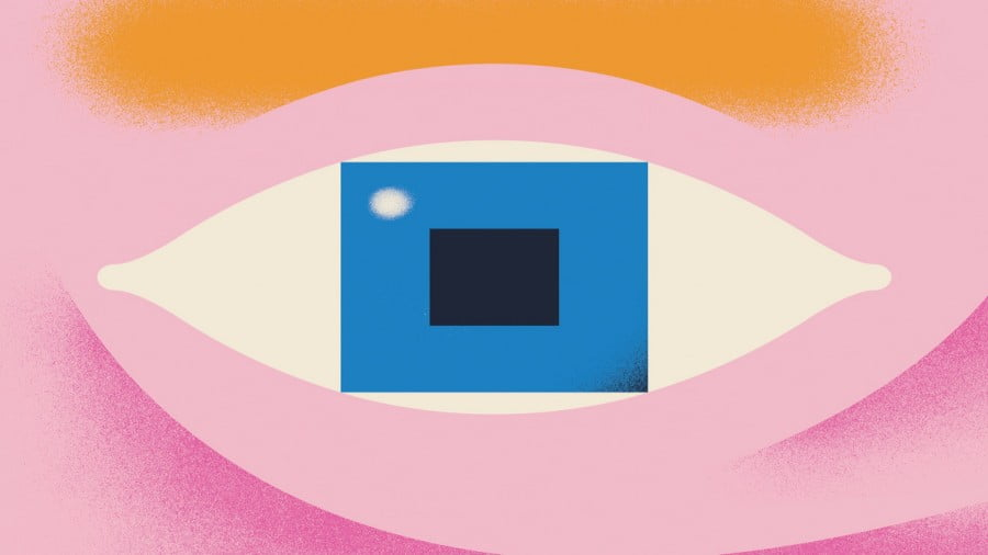 What Are Screens Doing to Our Eyes—and Our Ability to See?