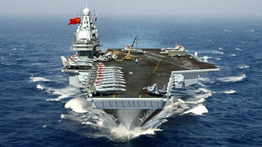 China's Aircraft Carriers Will Give It Multiple Floating Bases in Africa