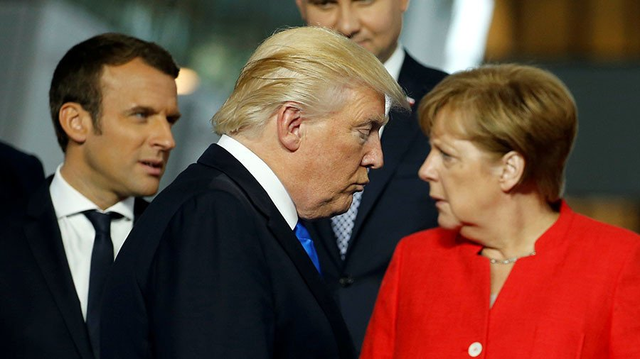 Donald Trump Doesn't Take Britain, France or Germany Seriously