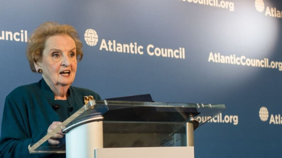 Atlantic Council Explains Why We Need to Be Propagandized for Our Own Good