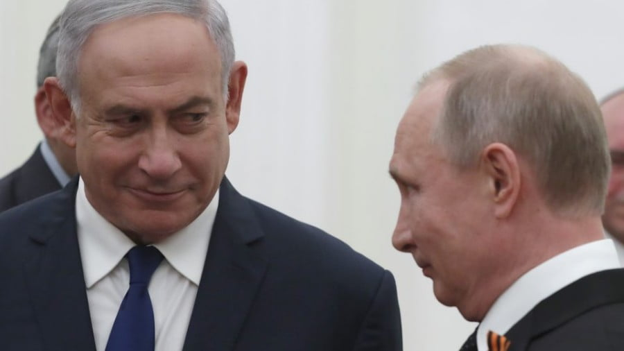 The Russian-Israeli-Iranian Conundrum in Syria