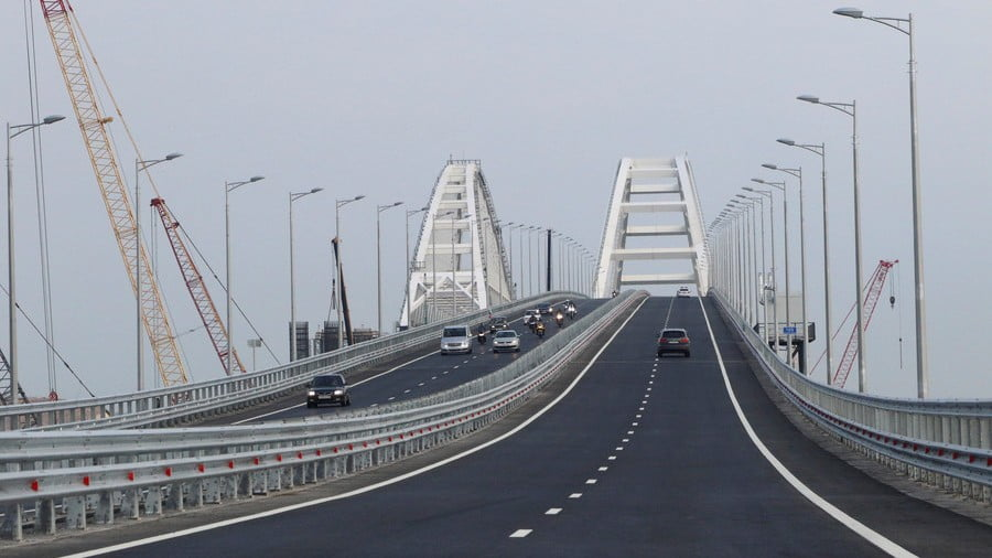 The Crimean Bridge Bombing Article Shows How Infowars Are Waged