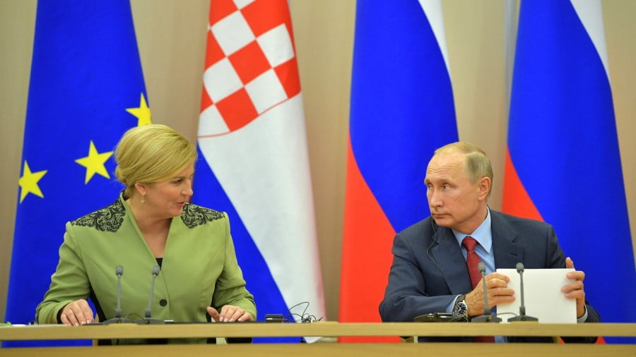 Serbs, Listen Up! Here's Why Russia's Getting Chummy with Croatia