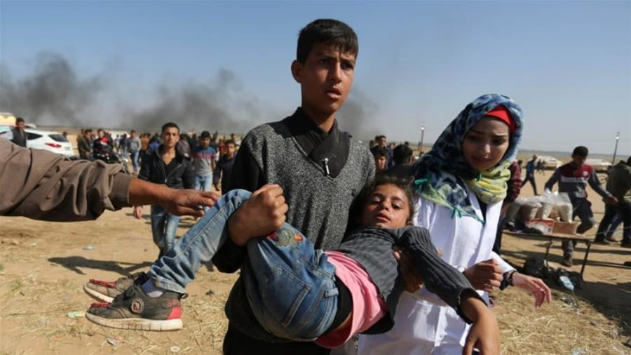 Mass Murder in Gaza