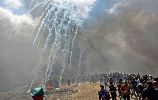 PALESTINIAN-ISRAEL-US-CONFLICT