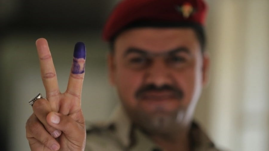 Iraq Elections: The Great Game for Regional Influence