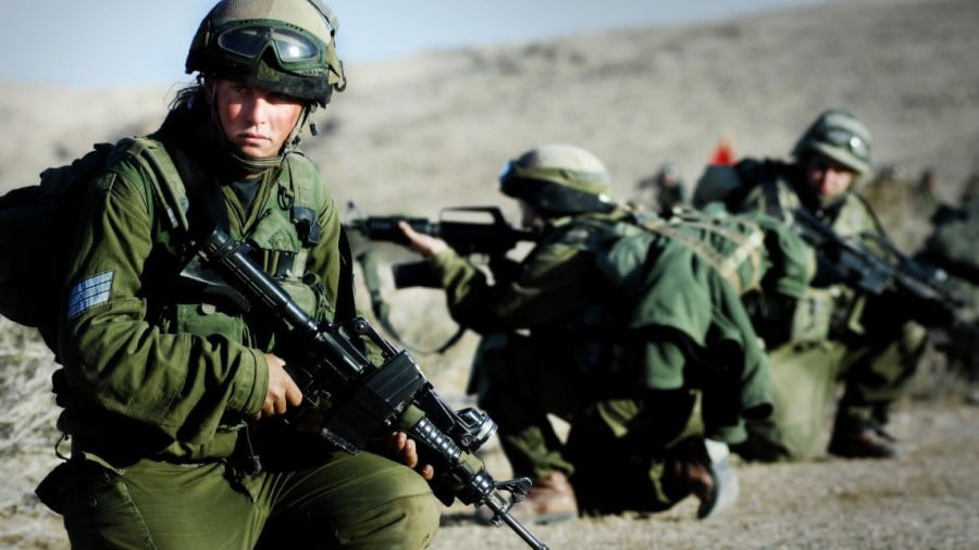 Is Israel Readying for War?