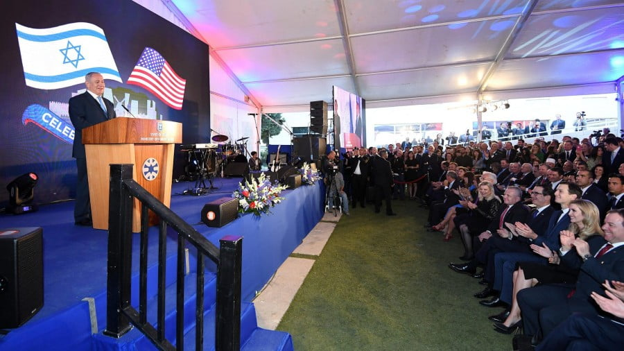 Here's Why Those 30 Countries Attended the US Embassy Opening in Jerusalem