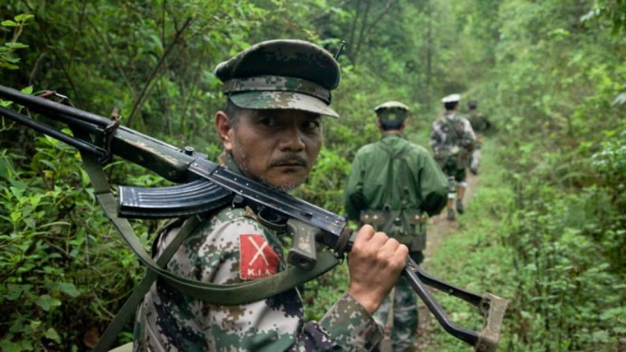 Can China Mediate the Kachin Conflict?