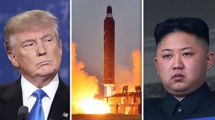 Trump Regime Wants a North Korean Vassal State Bordering China