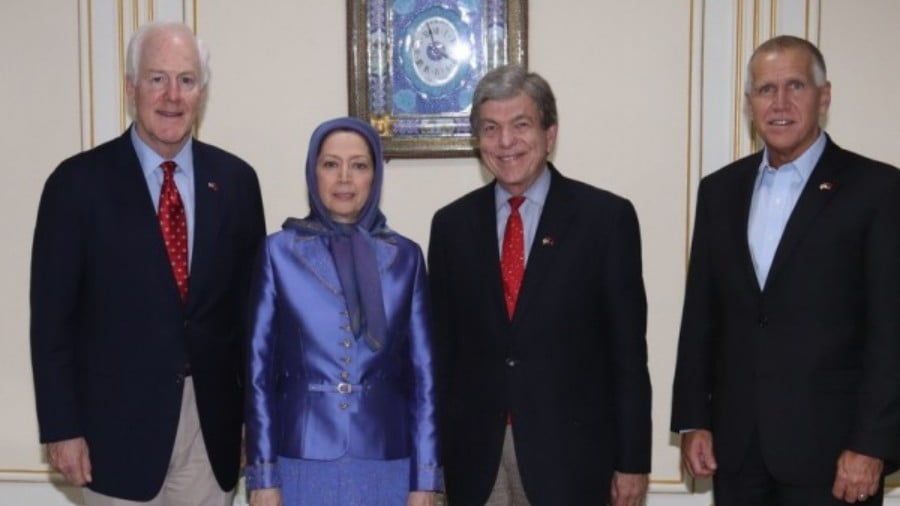 MEK's Money Sure Can't Buy Love. But It Can Buy a Lot of Politicians