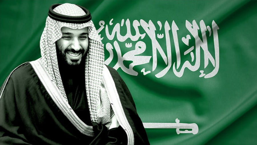The Apprentice: the Education of Mohammed bin Salman