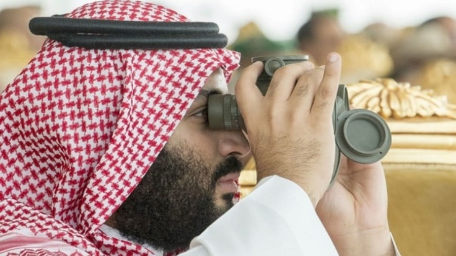 Saudi House of Cards: Why Mohammed bin Salman Sees Rivals Everywhere