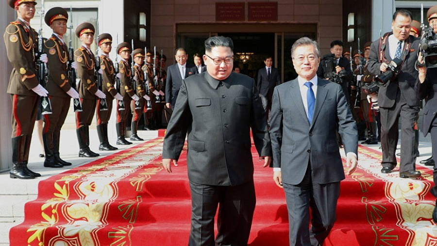 Peace on Korean Peninsula Is the Last Thing Washington Wants