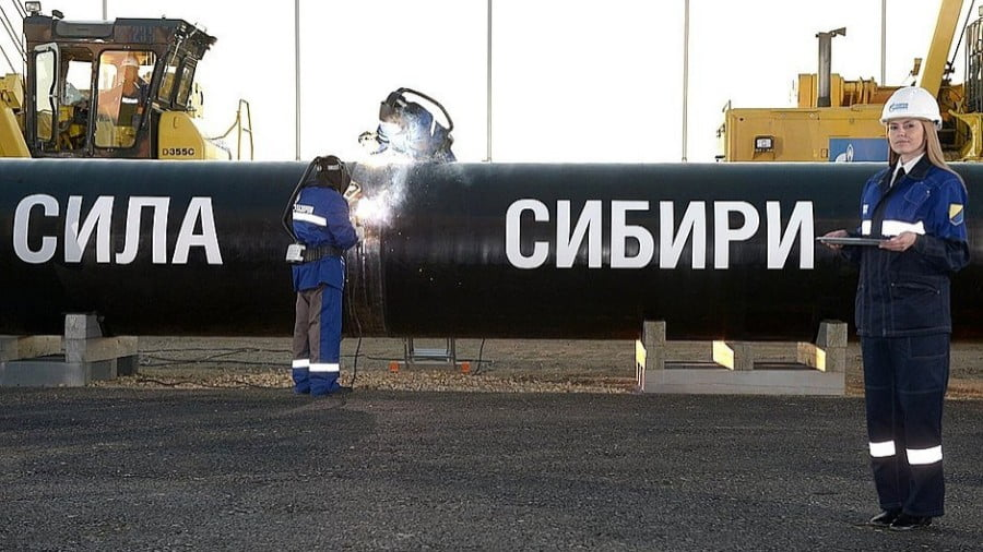 What's The Point Of Keeping Ukraine's Pipelines Open?