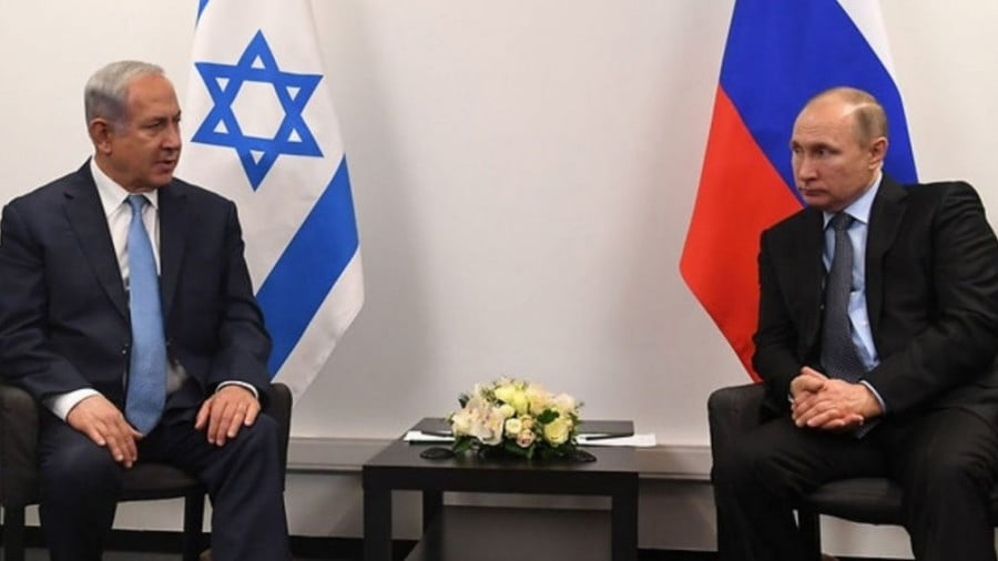 Russia's Relationship with Israel and the S-300 Controversy