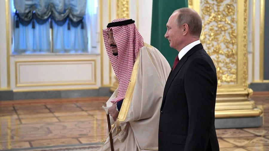 Syria Is the Next Step in the Russian-Saudi Rapprochement