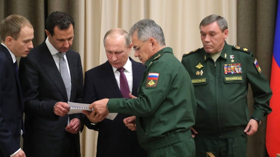 "President Putin Is Syria's Savior, But Don't Go ""Worshipping"" Him!"