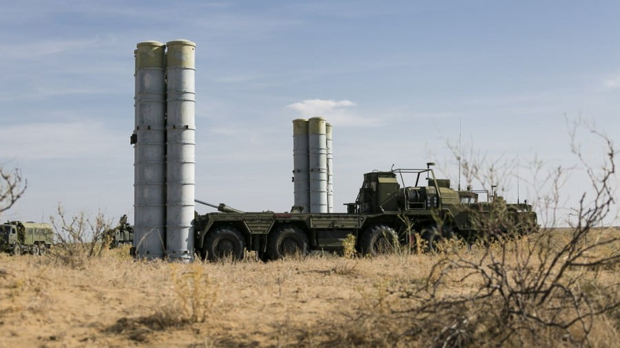 "Russia Didn't Renege on the ""Recent S-300 Deal"" with Syria Because None Existed"