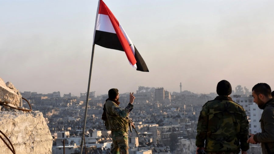 Protecting and Preserving Syria's Sovereign Independence