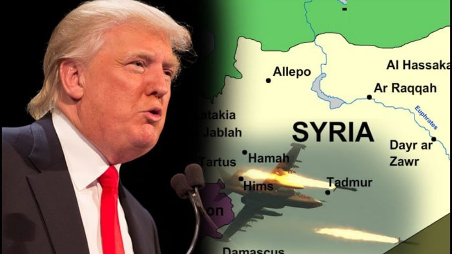 Does Trump Regime Intend Full-Scale War on Syria?