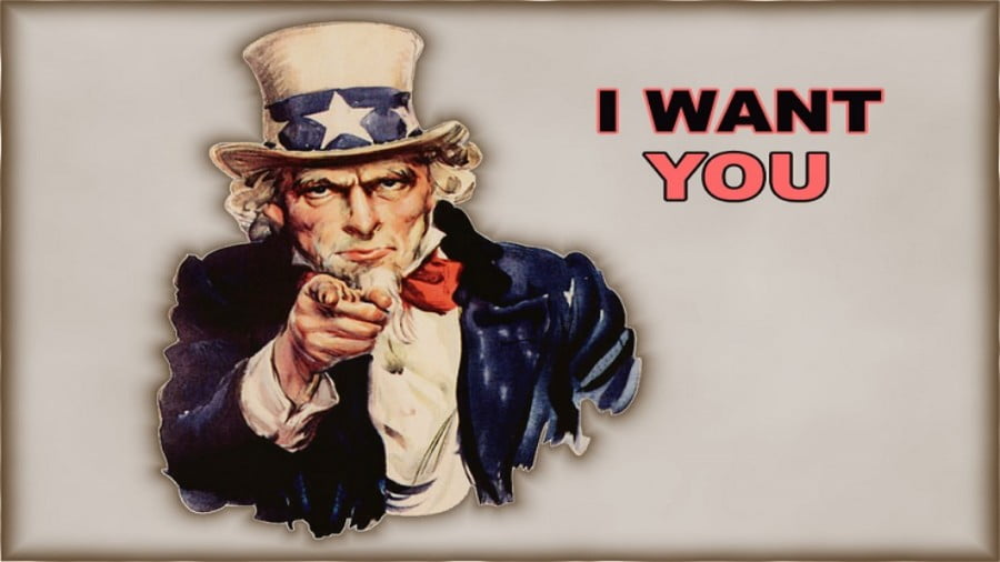 Uncle Sam Wants You High on Digital Drugs!