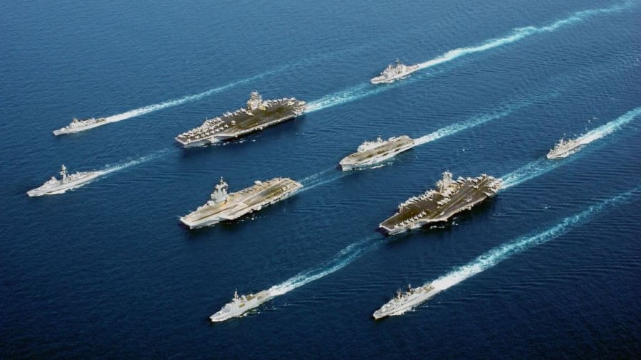 The US Navy Reestablishes Its Second Fleet to Counter Russia