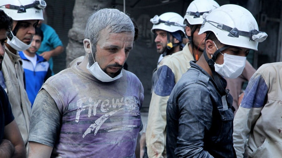 Reality Check: Who's Funding the White Helmets?