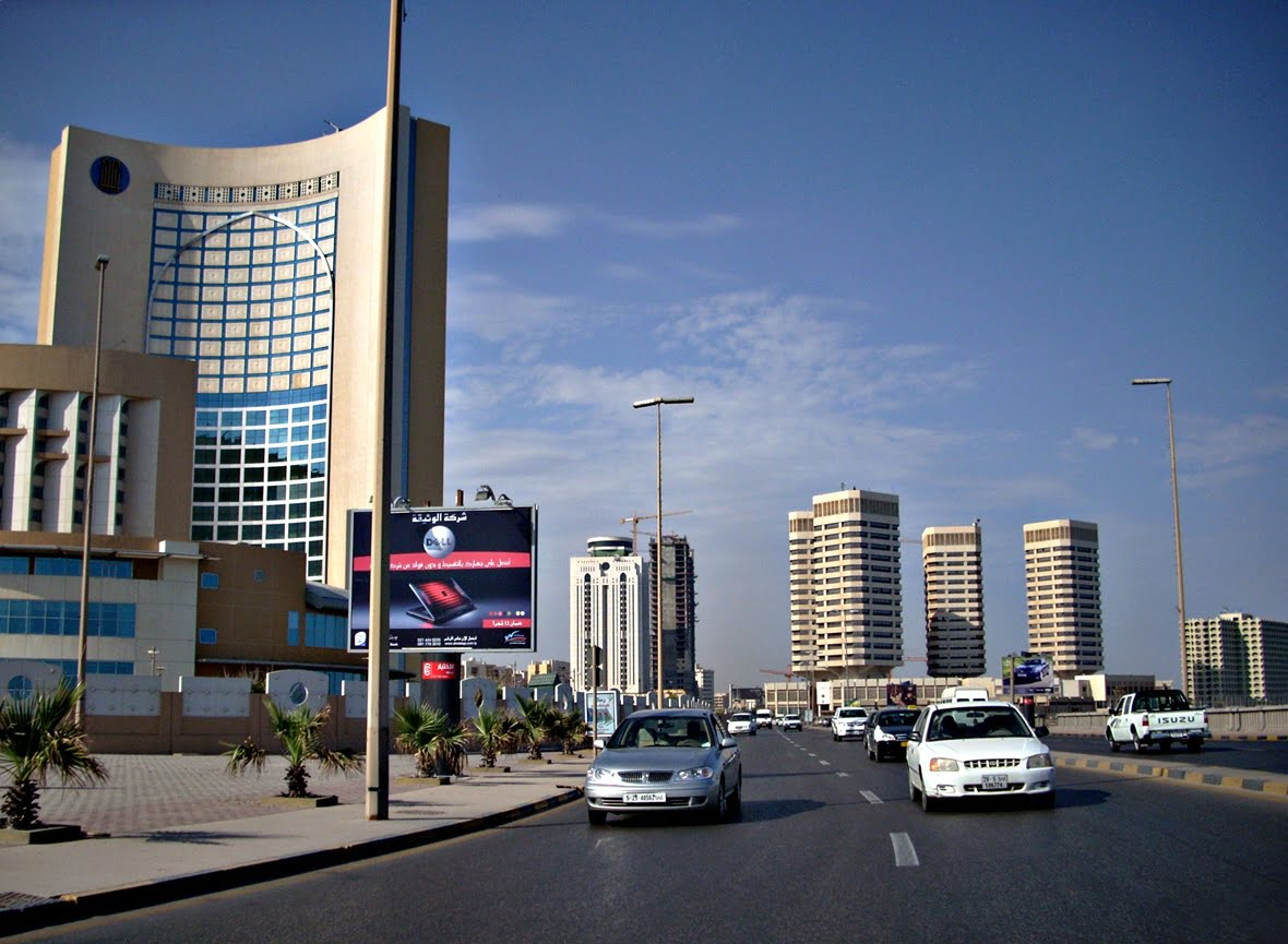 Tripoli, Libya, before 2011