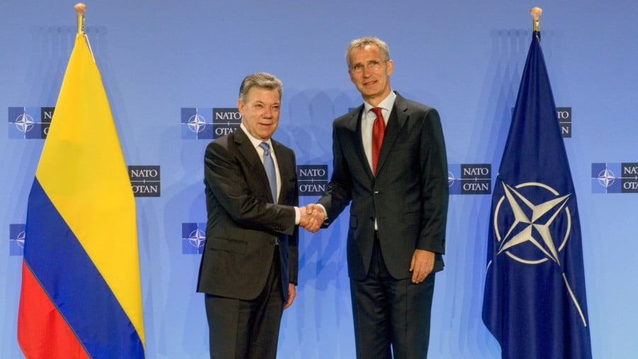 "Colombia's Presidential Run-Off will Decide Its ""Global Partnership"" with NATO"