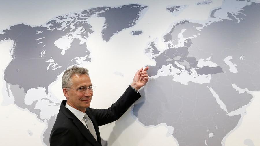 NATO Virus Is Spreading, Aggressive & Immune to Any Antibiotic of Logic
