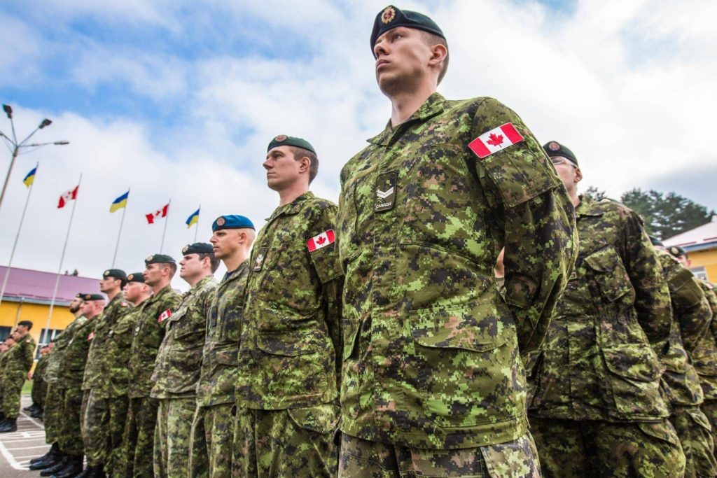 Canada, another NATO member, has been heavily invested in the inter-operability training from the very beginning. Canadian PM Justin Trudeau even visited the Yavoriv training center during an official state visit to Ukraine on July 12, 2016.