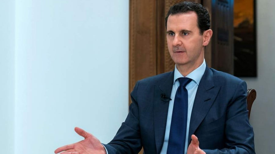 The US Has Given Up on the Overthrow of Assad in Syria