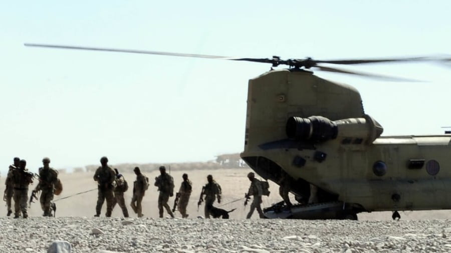 Elite Atrocities: Australia's Special Forces in Afghanistan