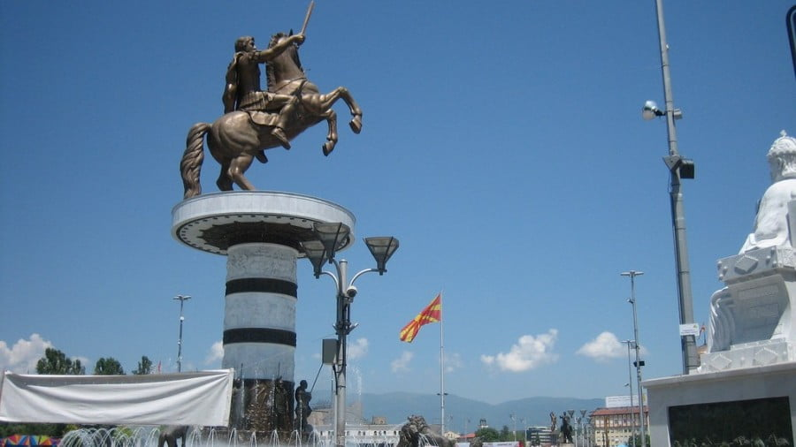 "Macedonia's About to Become the World's First ""Politically Correct"" Police State"