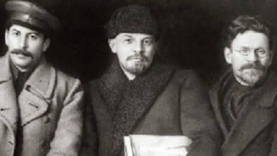 The Jewish Role in the Bolshevik Revolution and Russia's Early Soviet Regime