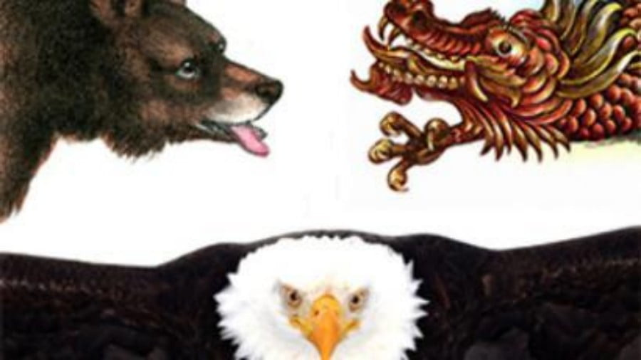 The Eagle, The Dragon, and The Bear