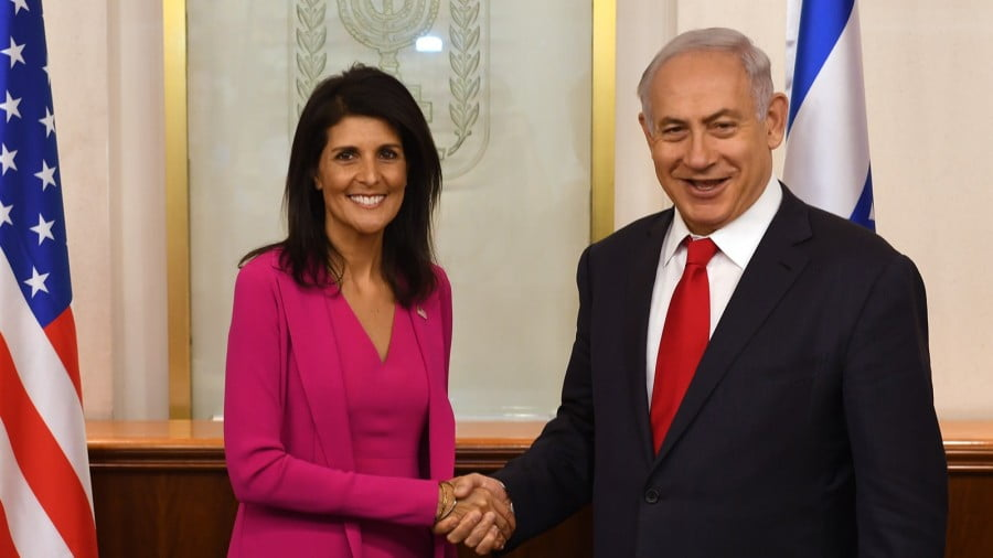Nikki Haley: The Smirking Face of the American Dream and A Nightmare for The Real World