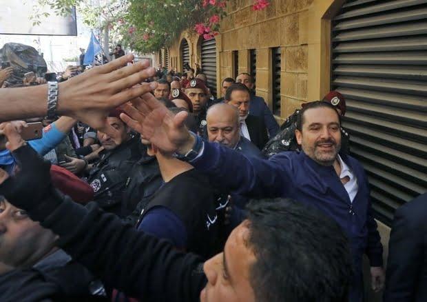 LEBANON-POLITICS-HARIRI