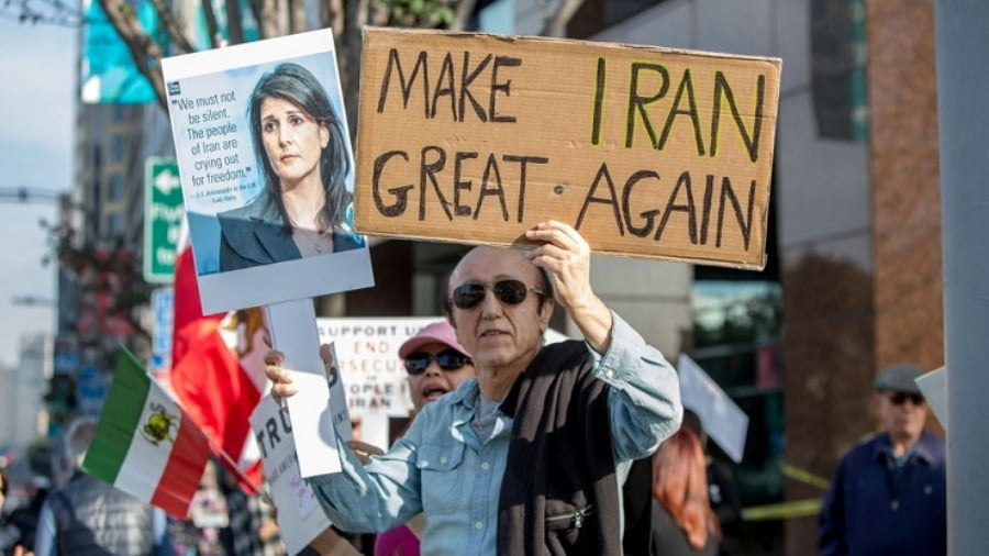New Protests Spark in Iran