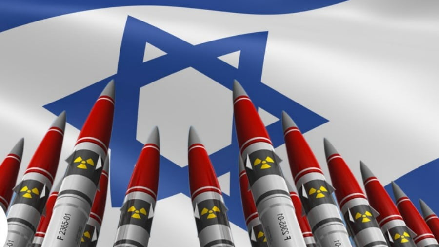 """The World Must Work to Peacefully De-nuclearise the """"Israeli"""" Regime"""