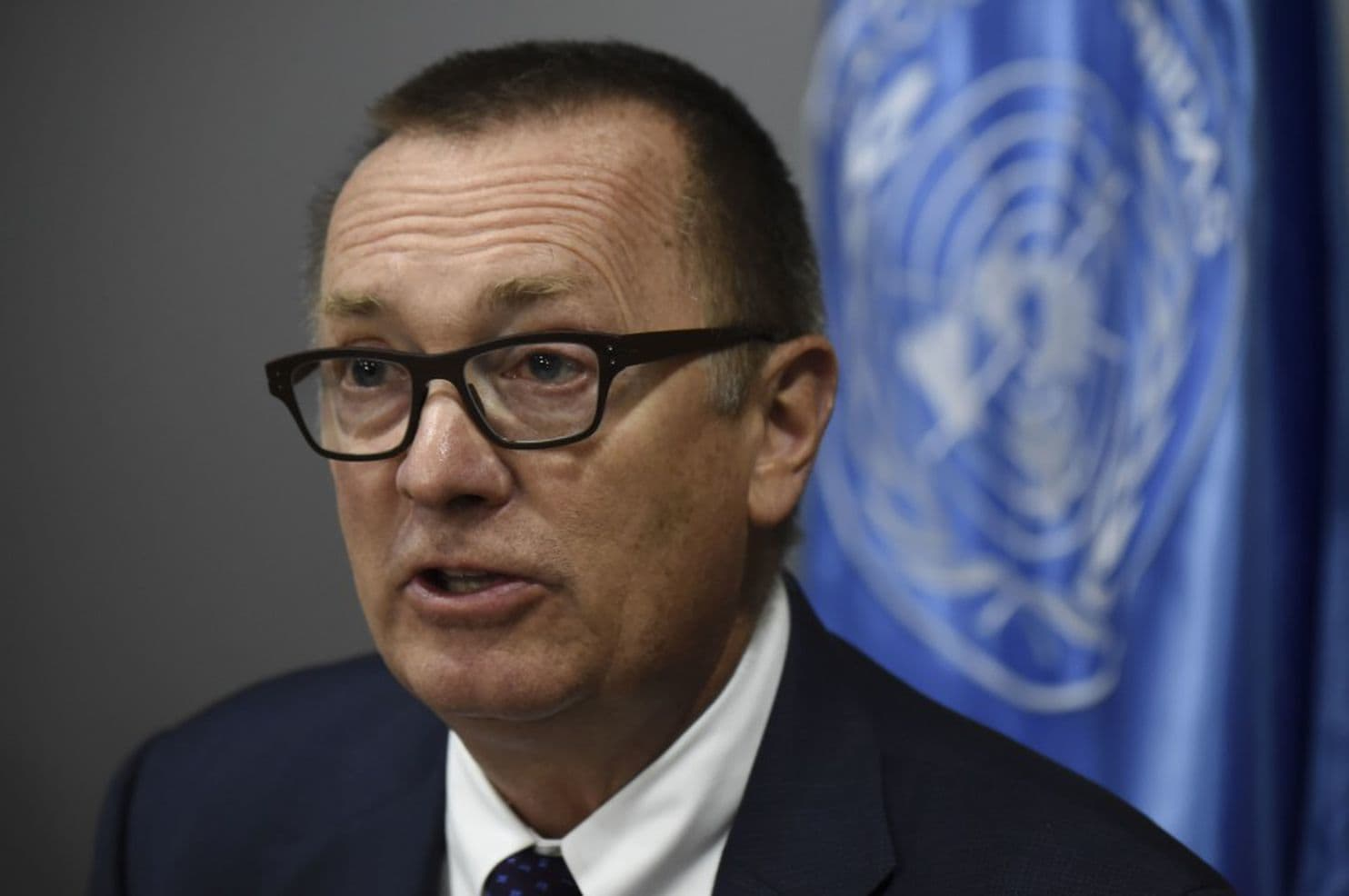 Director of Political Affairs for the UN Jeffrey Feltman