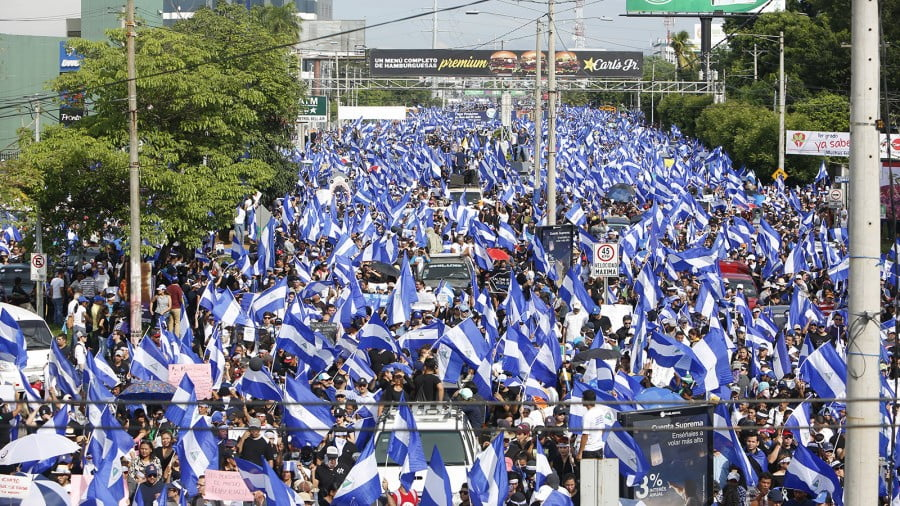 Nicaragua at the Barricades … and at Crossroads