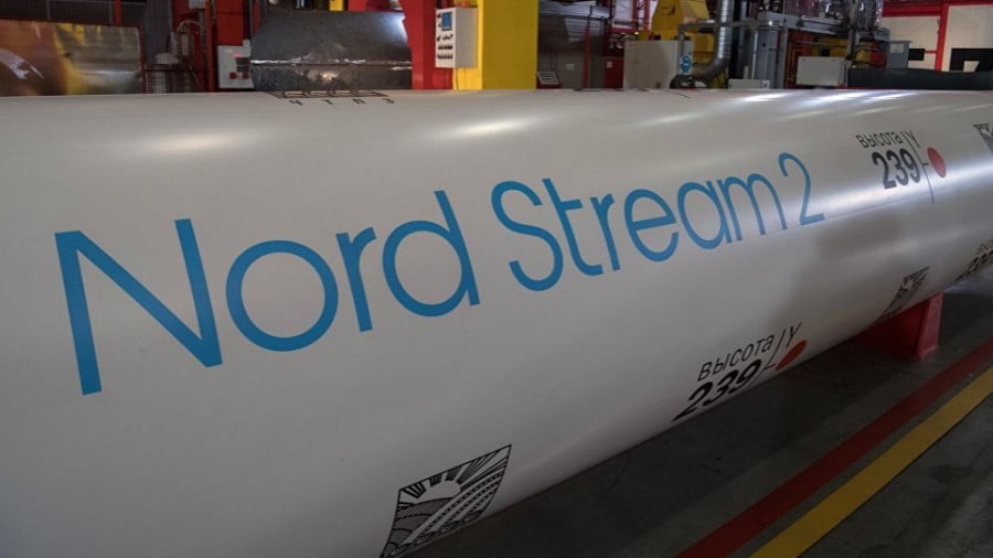 """The US Is Against Nord Stream II Is Because of the """"Three Seas Initiative"""""""