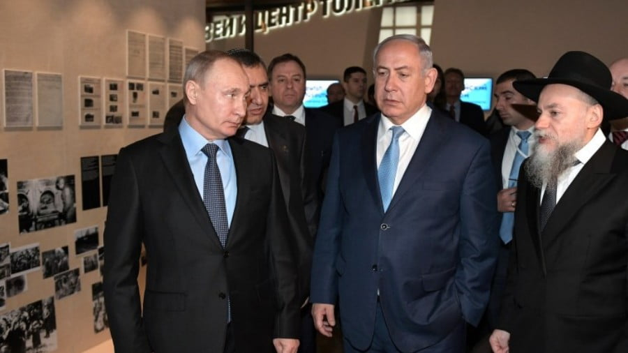 "Russia and ""Israel"": When the ""Cover-Up"" Is Worse Than the ""Crime"""