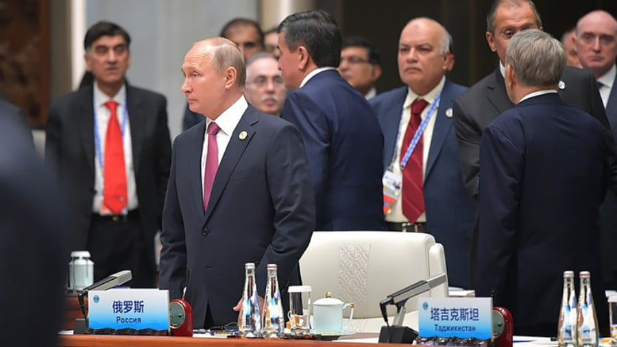 The SCO and G7 Meetings Point to Different Worlds