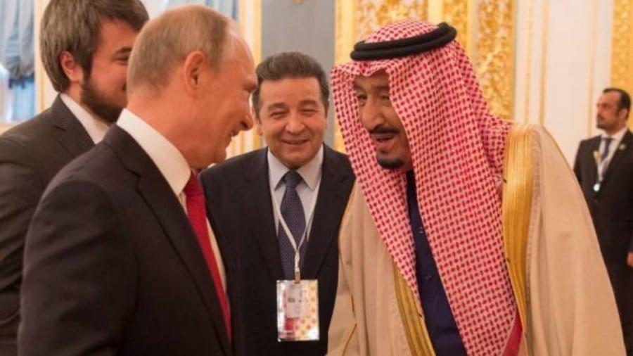Moscow-Riyadh: Balancing Out Washington