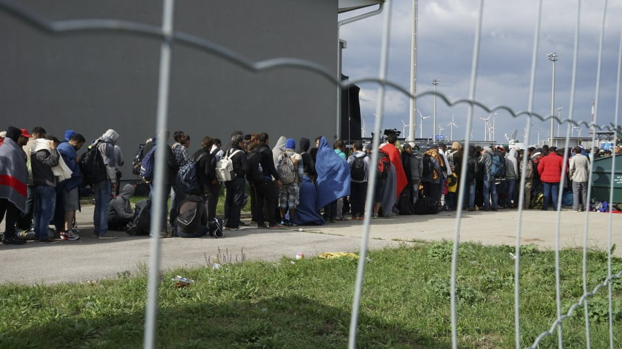 Liberal Fear Mongering: Bribe Migrant Smugglers or They'll Turn Into Terrorists