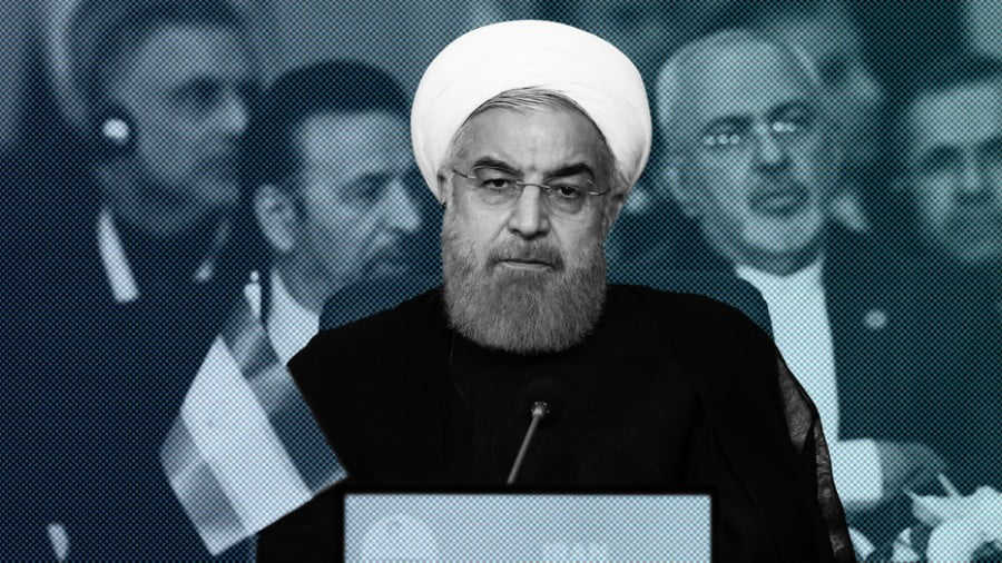 Iranian Hard-Liners Smell Blood as Rouhani Under Fire Over Economy